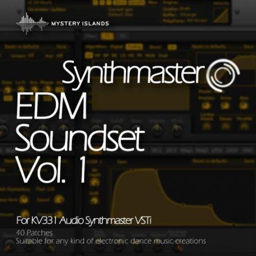 SynthMaster EDM volume 1