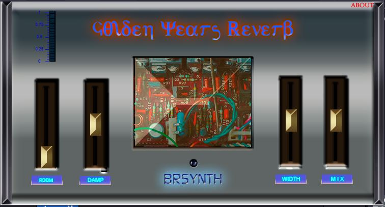 Golder Years Reverb - SE - Silver Edition