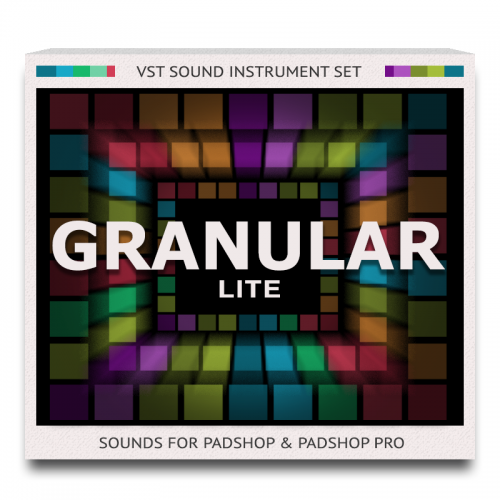 Granular Lite Sound Set for PadShop and PadShop Pro
