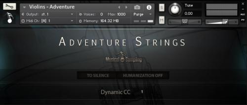 Adventure Strings