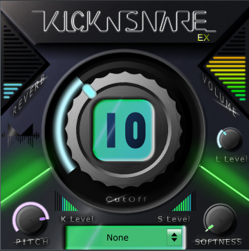 Kick-n-Snare EX