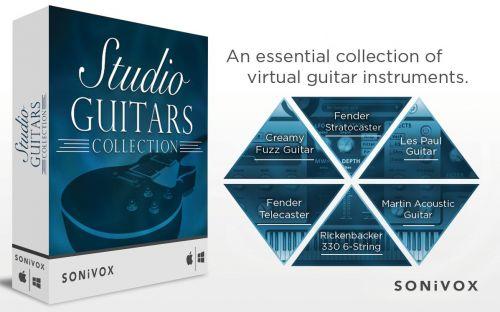 Studio Guitars Collection