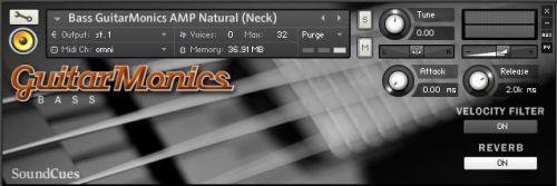 Bass GuitarMonics