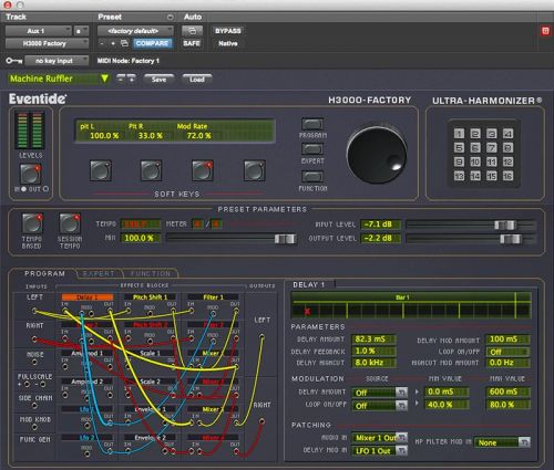 H3000 Factory Ultra-Harmonizer