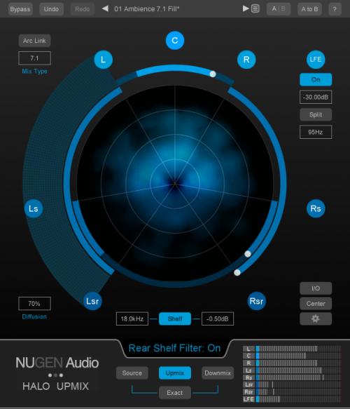 Surround Suite Bundle - Halo Upmix