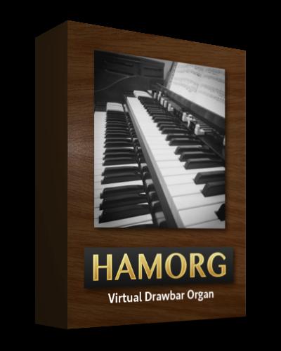 HamOrg (Virtual Drawbar Organ)
