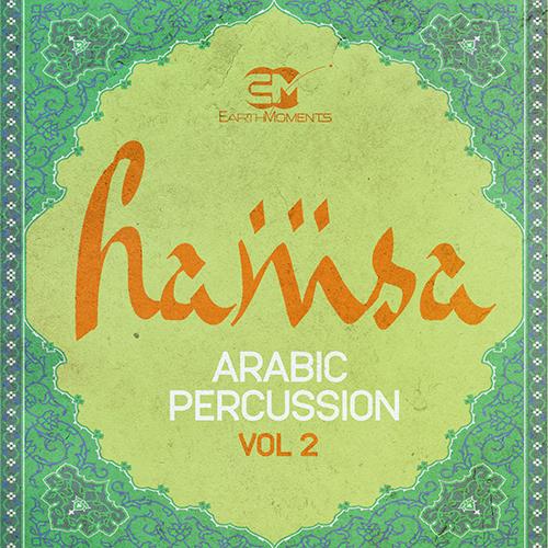 Hamsa - Arabic Percussion - Vol. 2