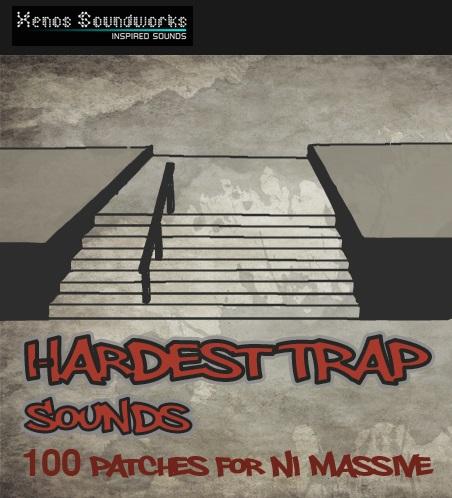 Hardest Trap Sounds for Massive