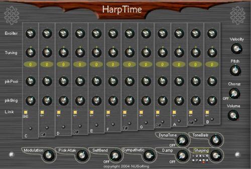 HarpTime