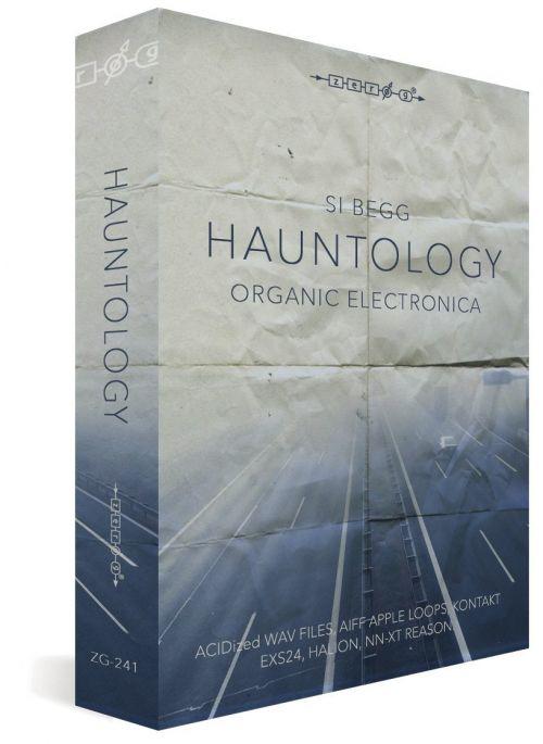 Si Begg Hauntology