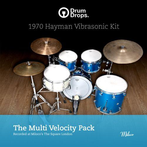 1970s Hayman Vibrasonic kit - Multi-velocity Pack