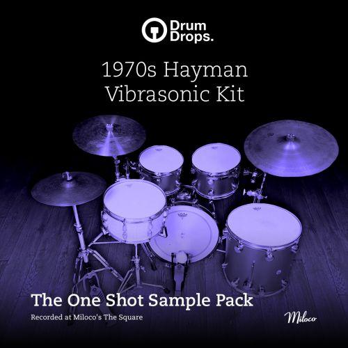 1970s Hayman Vibrasonic kit - One Shot Sample Pack