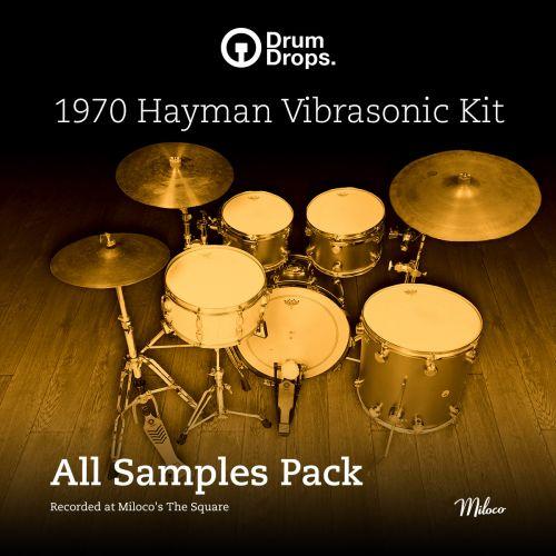 1970s Hayman Vibrasonic kit - All Samples Pack