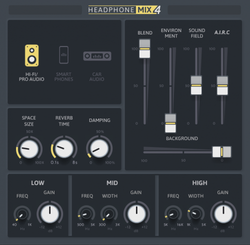 Headphone Mix
