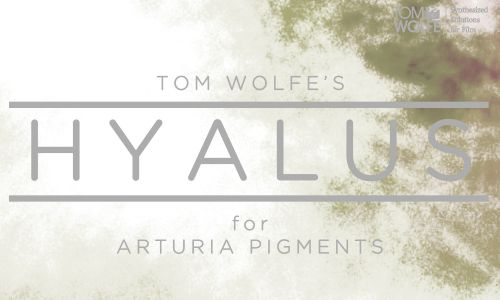 Hyalus for Pigments
