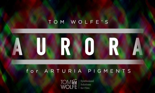 Aurora for Arturia Pigments