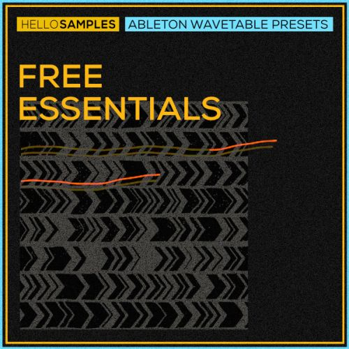 Free Essentials - 52 presets for Ableton Wavetable