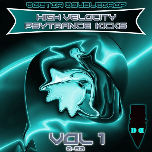 High Velocity Psytrance Kick Samples Vol.1