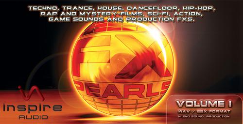Inspire Audio FX Pearls Vol.1