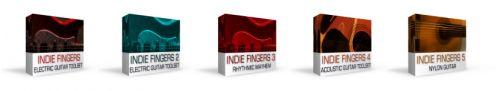 Indie Fingers Free Taster Pack