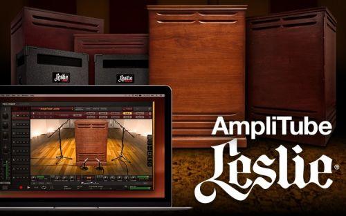 AmpliTube Leslie Collection