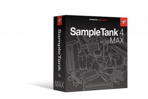 SampleTank 4 MAX