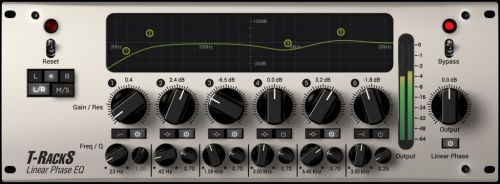 Linear Phase Equalizer