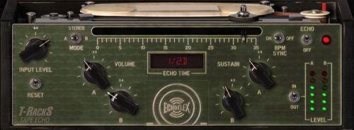 T-RackS Tape Echo