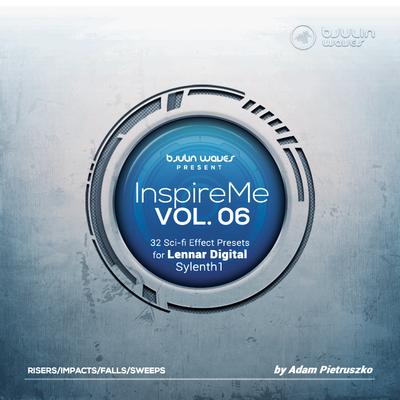 InspireMe Vol. 06 - SciFi Effects