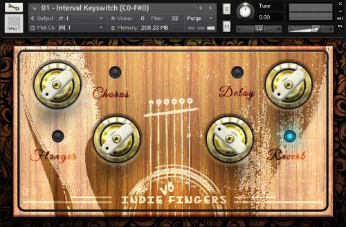 Indie Fingers Volume Five: Nylon Edition