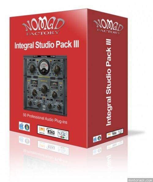 Integral Studio Pack III