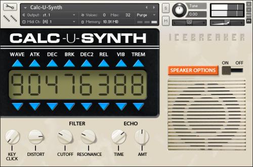 Calc-U-Synth