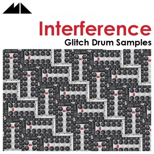 Interference: Glitch Drum Samples