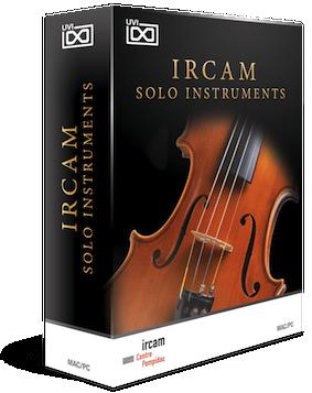 Ircam Solo Instruments