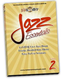 Jazz Essentials II: Complete Jazz Drum Tracks
