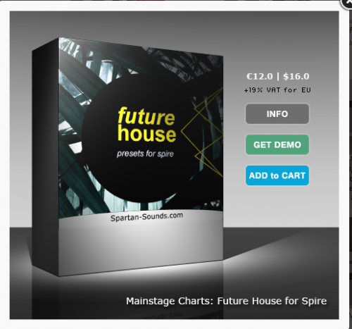 Mainstage Charts: Future House
