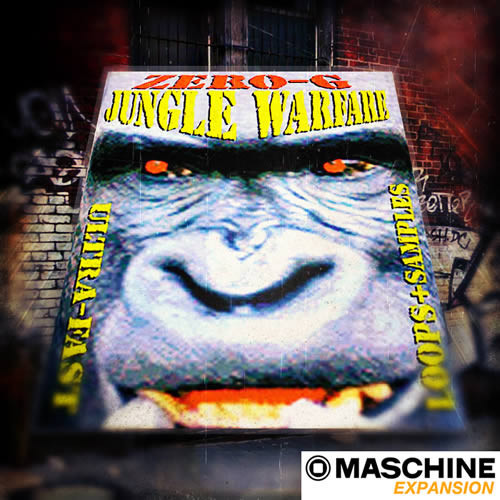 Jungle Warfare 1 - Maschine 2 Expansion