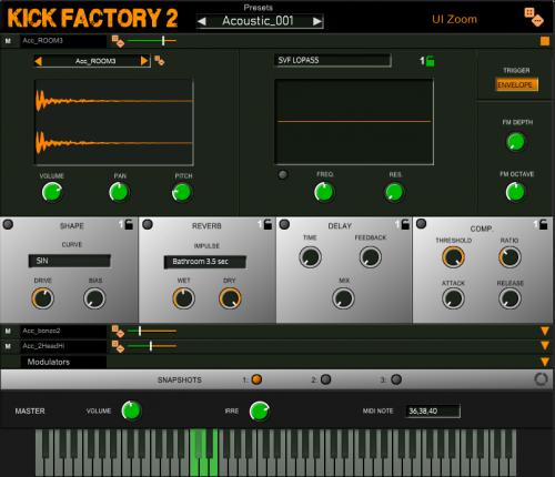 Kick Factory 2