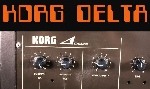 Sounds of the Korg Delta