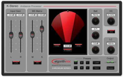 K-Stereo Ambience Processor