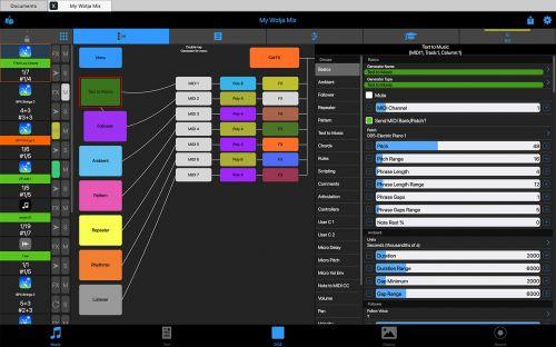 Wotja Pro 21 (Desktop UI)