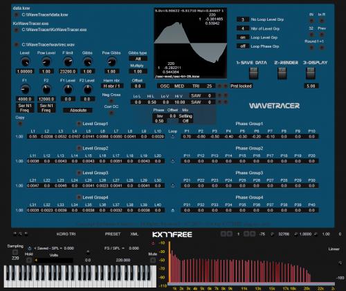 Kx WaveTracer