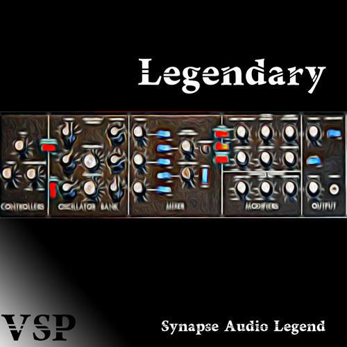 Legendary for Synapse Audio Legend
