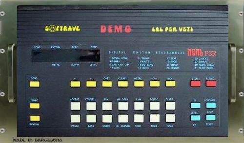 LELl PSR Drummachine