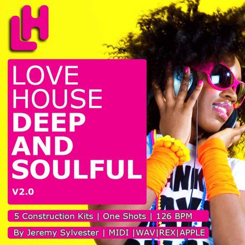 Love House – Deep n Soulful V2.0 Sample Pack