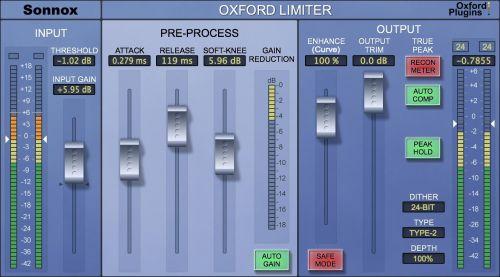 Oxford Limiter