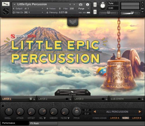 Little Epic Percussion