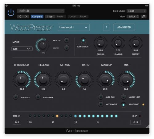 Woodpressor