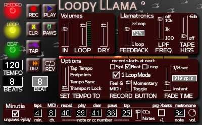 Loopy Llama