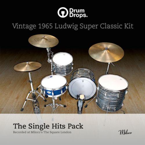 Ludwig Super Classic Kit - Single Hits pack